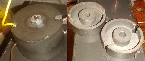 Ошибочно выбранный магнитопровод трансформатора маломощного преобразователя напряжения