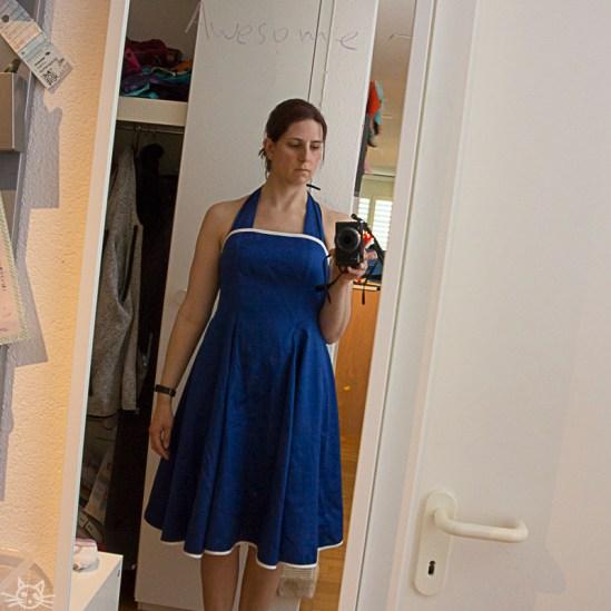 Ich teste BHs zum Kleid und stelle mich meinem Selfiehass