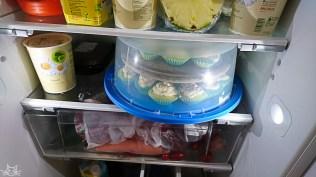 Ab in den Kühlschrank