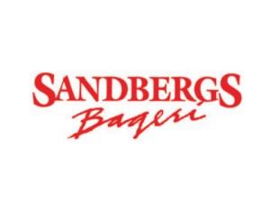 Sandbergs bageri logo
