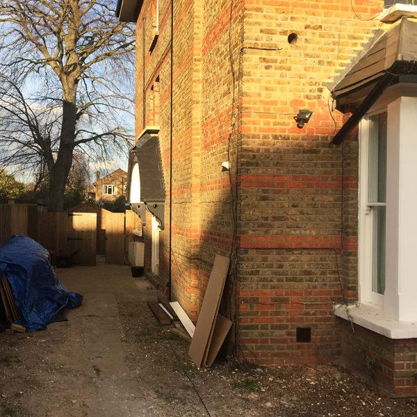 0431 - Refurbishment and large contemporary extension in Teddington vorbild-architecture