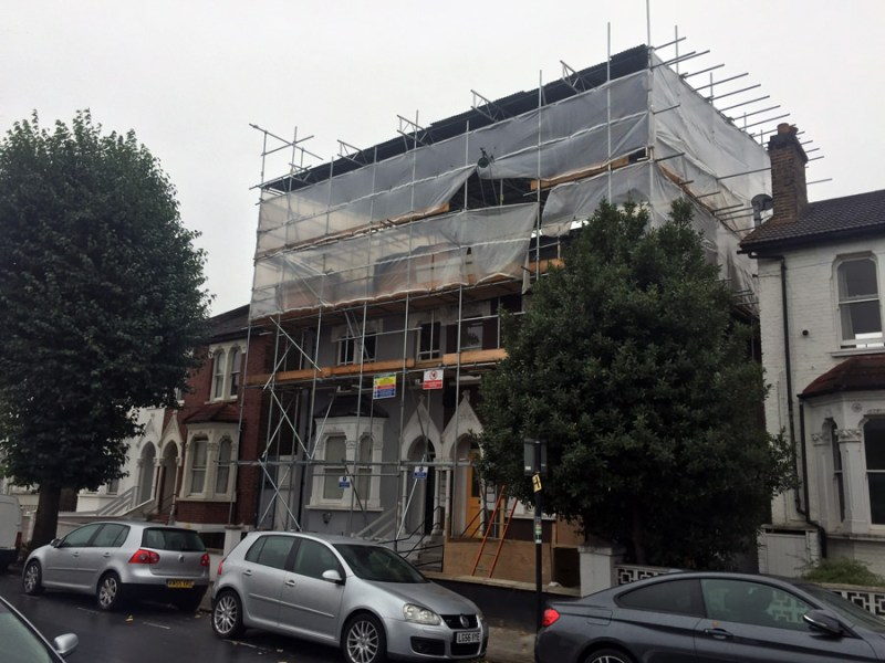 0631 construction works and loft conversion in balham