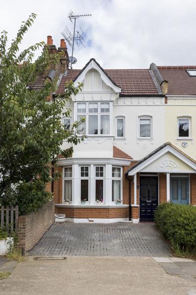 647 chiswick terraced house facade refurbishment