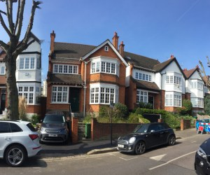 0776 - West Hampstead family residence