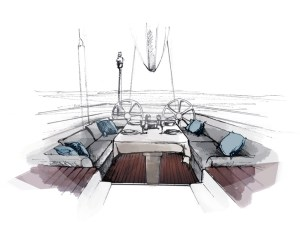 0133 Beneteau redesign concept