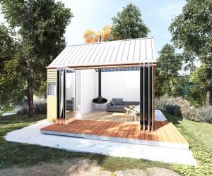 02088 Portable modular cabin concept