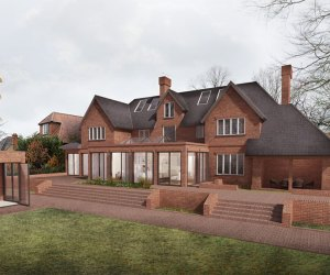 0762 Magnificent house with grand garden in Reading