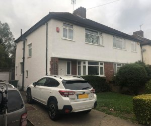 0906 Complete refurbishment and extensions to Pinner semi detached house