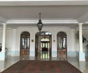 02553 Lobby at Grand Hotel, Cap Martin