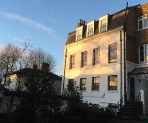 0528 Wunderschönes verstecktes Anwesen in Hampstead