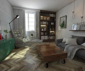 02501 Wohnung im Zentrum von Nizza mit Blick auf Promenade des Artes
