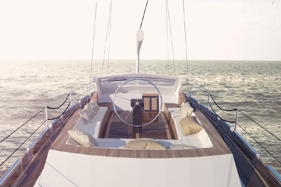 vorbild yacht 3 - Conception de yacht