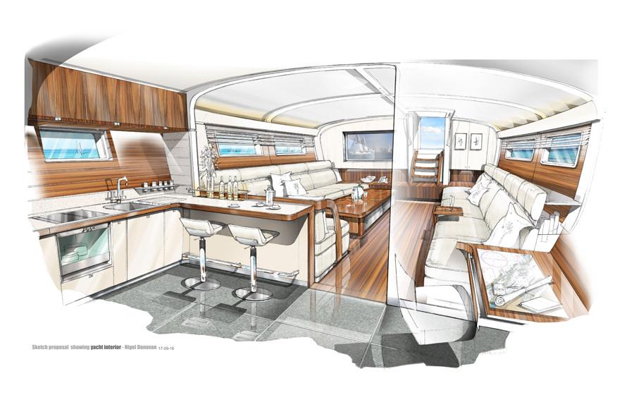 vorbild yacht 6 - Conception de yacht
