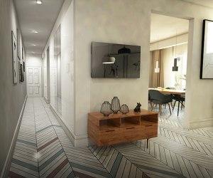 02502 Bourgeois Wohnung in Les Musiciens, Nizza, Frankreich