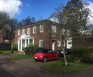 0804 Renovierung eines privaten Wohnhauses in Hampstead