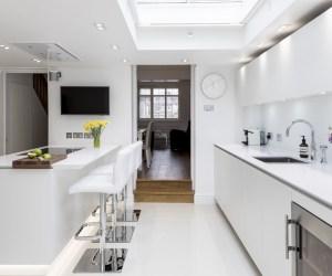 0605 Rénovation complète d'une maison à Hammersmith