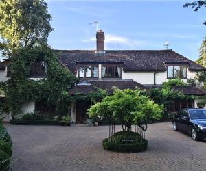 0745 Rénovation externe et interne et agrandissement d'une belle maison individuelle à Bickley