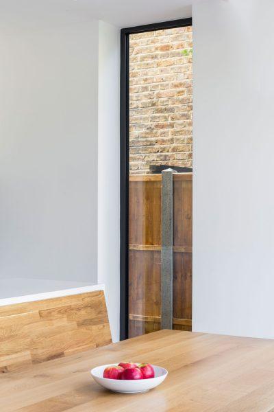 0558 Nouvelle extension arrière d'une maison familiale à Surbiton VORBILD ARCHITECTURE