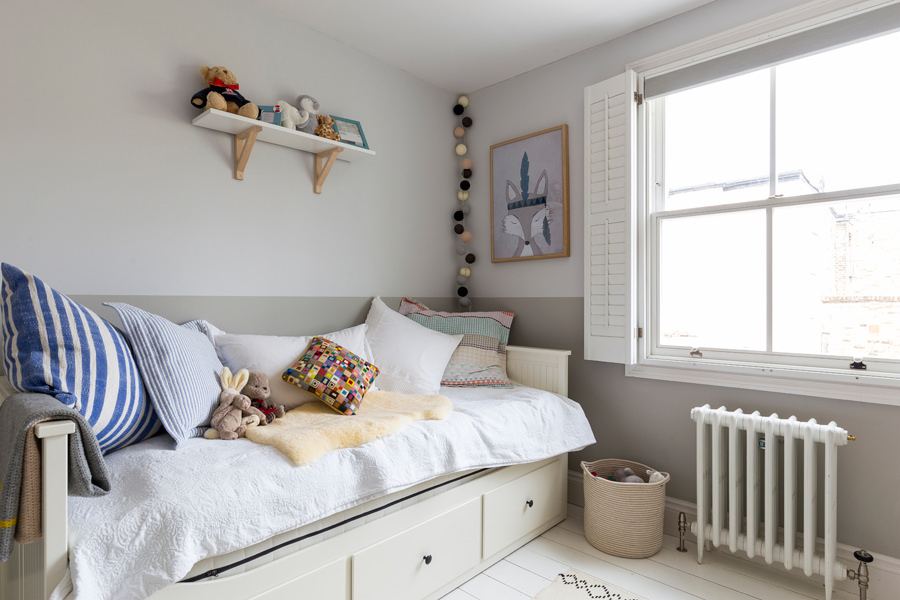 0401 - Picturesque Kilburn home refurbishment, NW6, London 15