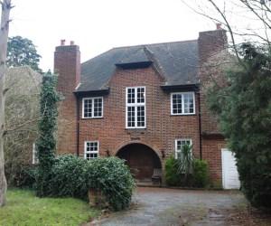 0744 Rénovation complète d'une grande résidence à Edgware, Londres