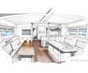 0132 23 pieds de bateau à voile rénovation externe et interne dans le sud de la France