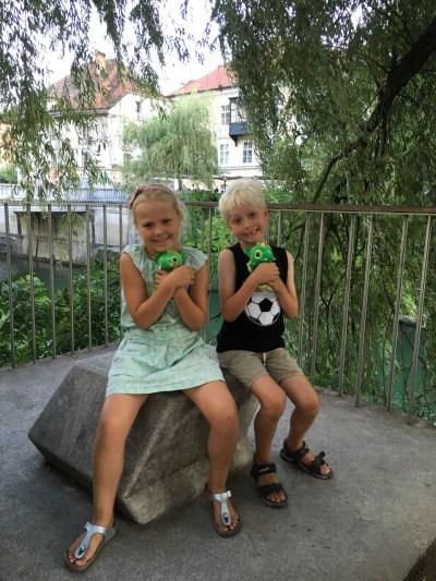 Vores Eventyr i Ljubljana
