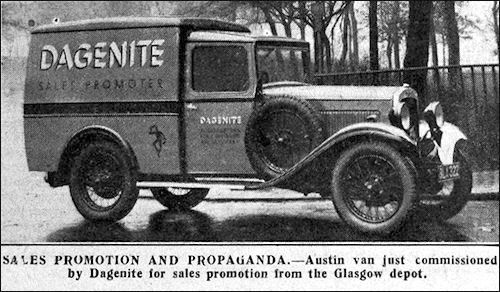 austin 1934 van
