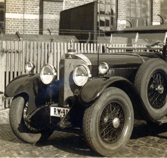 Mercedes_15_70_100_PS_Mitte_1920er_Frontpartie