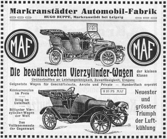 MAF-Reklame_Braunbeck_1910_Galerie
