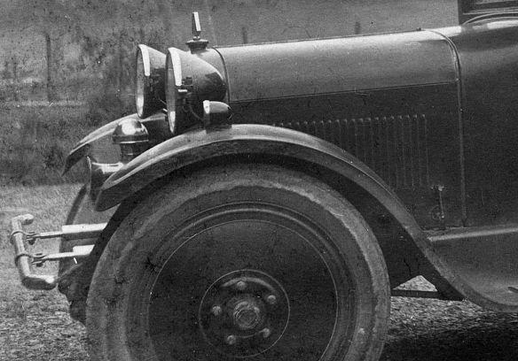 Dodge_Sedan_1925_Brothers_Stoßstange_Frontpartie