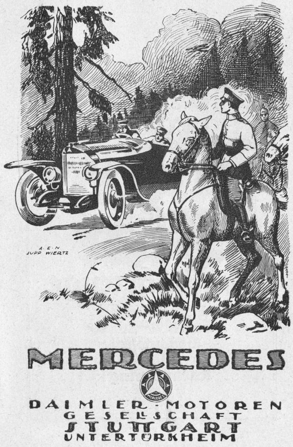 Mercedes_Reklame_1919_Galerie