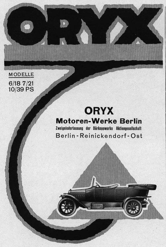 Oryx-Reklame_07-1913_Galerie