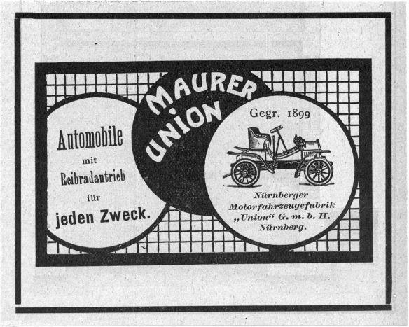 Maurer-Union_Reklame_um_1900_Galerie