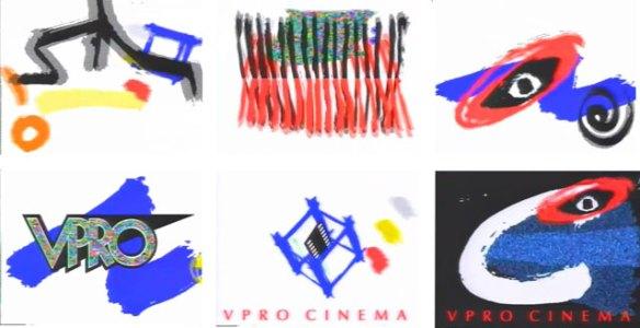 De VPRO vormgeving van Bob Takeswas misschien wel de tegenpool van de vormgeving van de andere spelers op Nederland 2