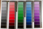 Verzadigde kleuren