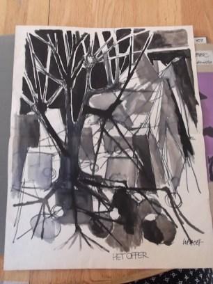 Het offer (VPRO, 16-12-1964) Collectie Jan van der Does