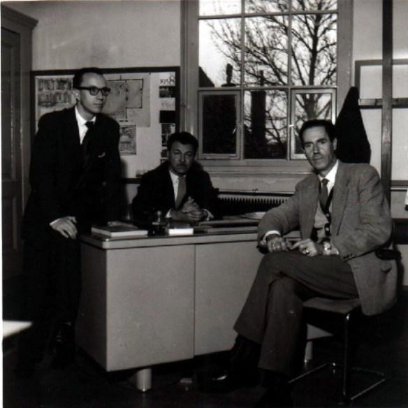Hermeler, Zwart, Duetz, ca 1956