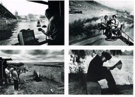 Langs de kant van de weg (NOS/BRT, 1989) Fotograaf Frans van Barsschot