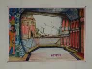 1-2-3 show (KRO, 8-1-1985), regie Guus Verstaete jr., decor Roland de Groot. Collectie Beeld en Geluid