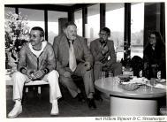 met Willem bijmoer en Straatmeyer