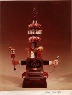 Object voor KRO carnavalsuitzending 1974. Collectie Martien van den Dijssel