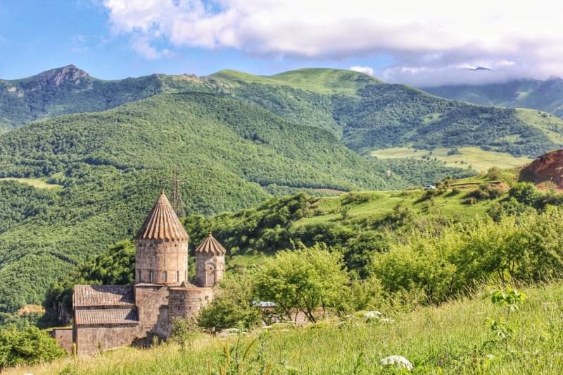 Татев, Армения