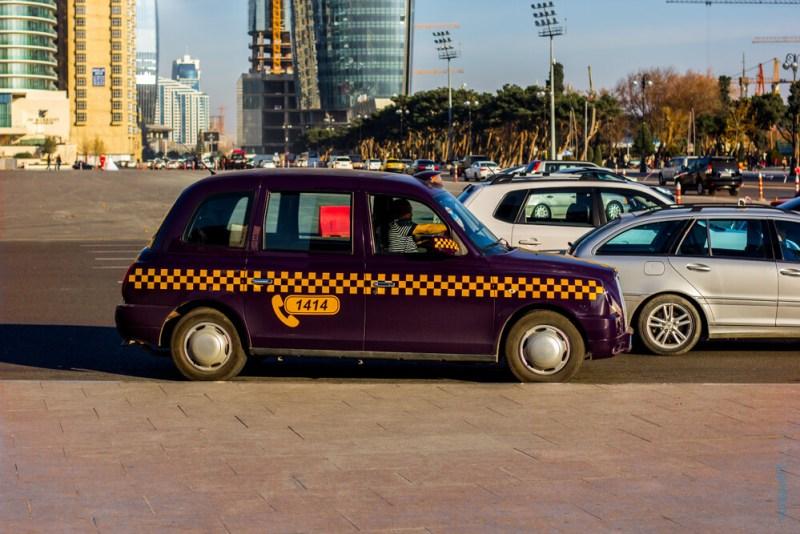 Кэб такси в Баку