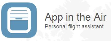 App in the Air приложение
