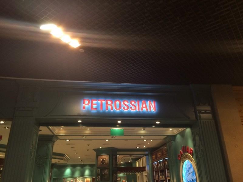 Петросян икра в Дубае