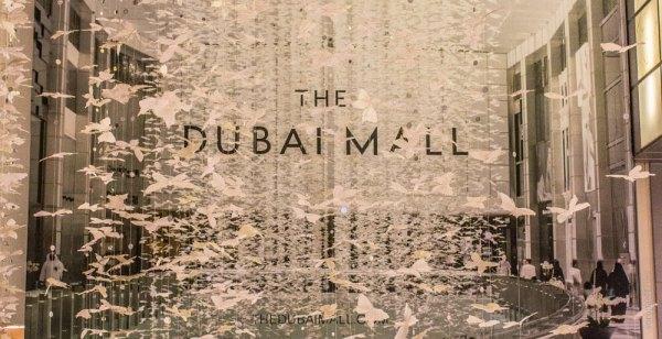 Что делать в Дубаи молле