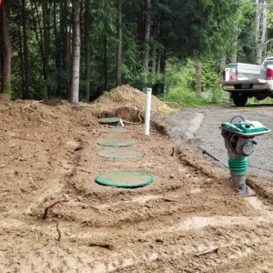 Soil tamping and compaction