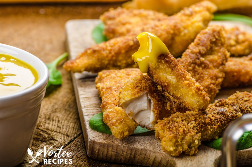 Vortex Air Fryer Chicken Tender