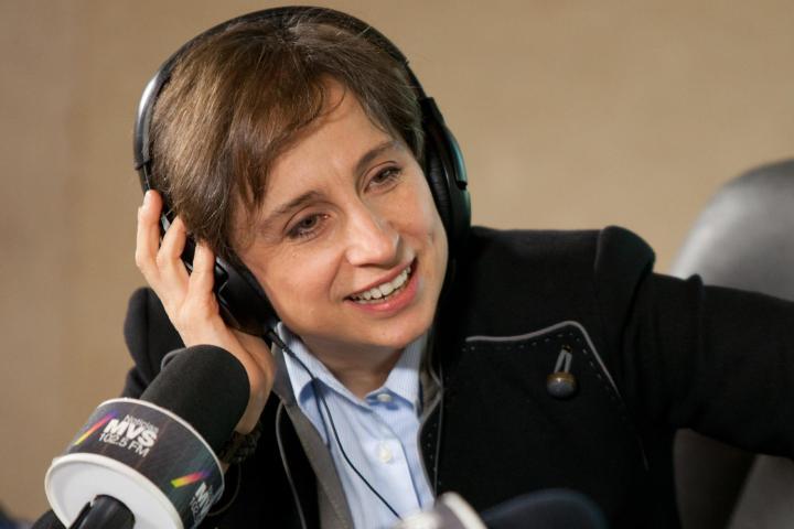 Si no es MVS, ¿cuáles son las opciones para Aristegui?