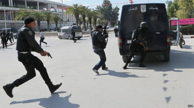 Estado Islámico se atribuye ataque en Túnez